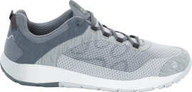 Jack Wolfskin Portland Chaussures De Refroidissement Hommes Gris / Brun Uk 7 f2Qgy